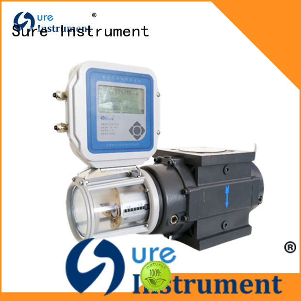 Sure professional gas roots flow meter reliable for importer