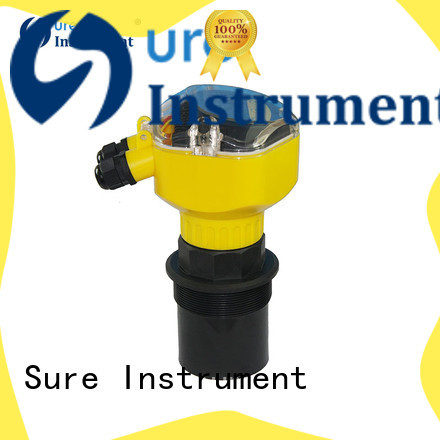 Sure ultrasonic level meter trader for industry