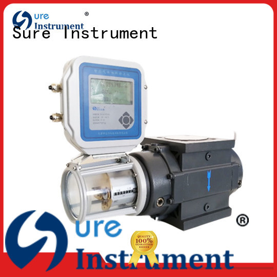 Sure gas roots flow meter awarded supplier for industry