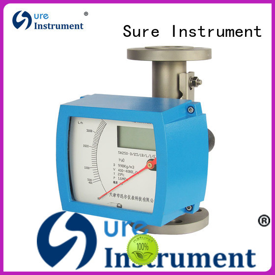 Sure variable area flow meter supplier for importer
