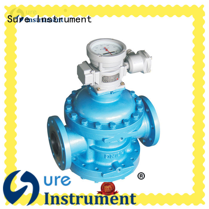 Sure oval gear flow meter supplier for sale
