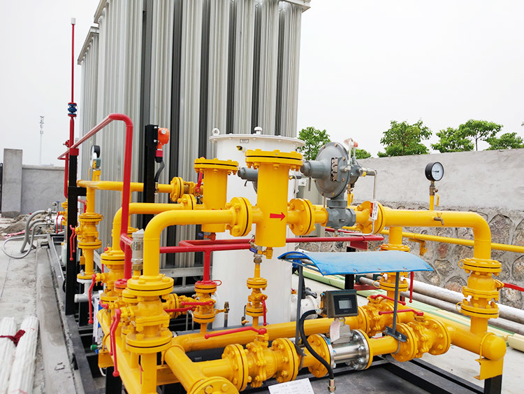 Gas Application Site 1