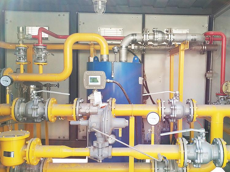 Gas Application Site 4