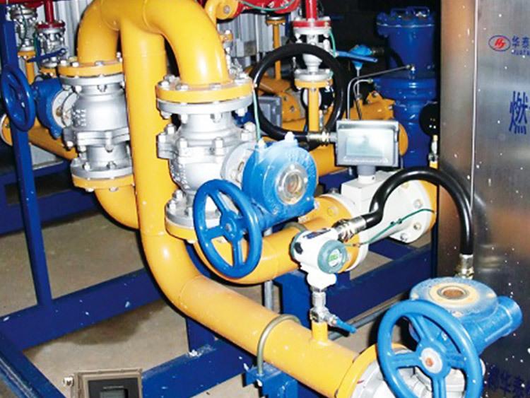 Gas Turbine-Flowmeter 3