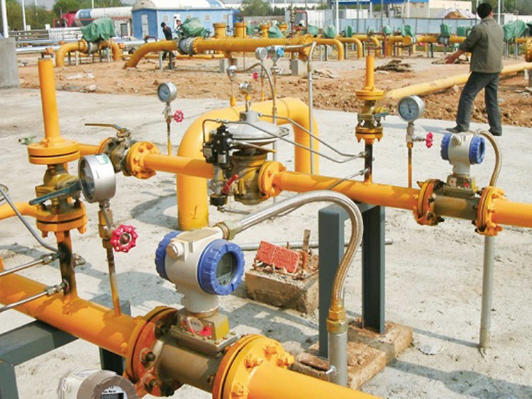 Gas Turbine-Flowmeter 4