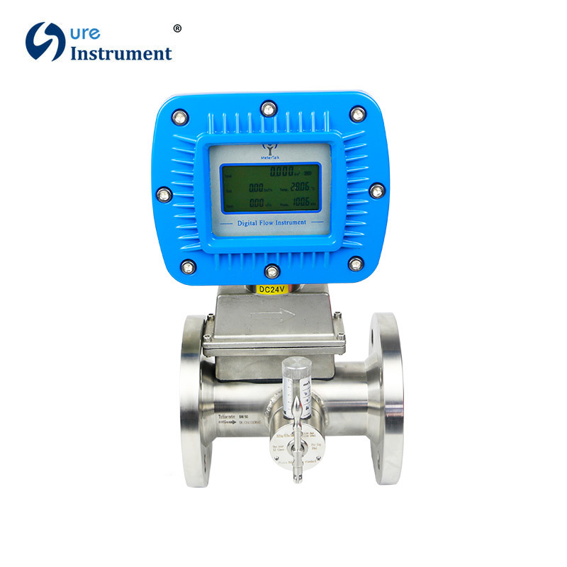 LWQ-Gas Turbine Flow Meter