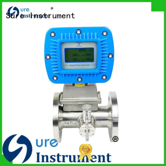 custom gas flow meter factory for industry