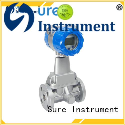Sure reliable swirl flow meter from China for sale