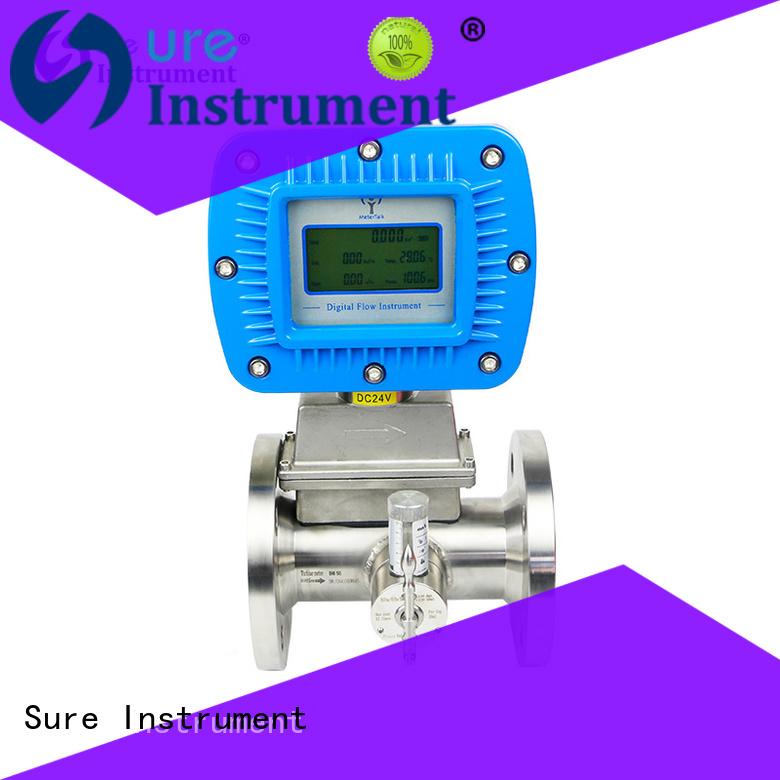 Sure gas flow meter solution expert for sale