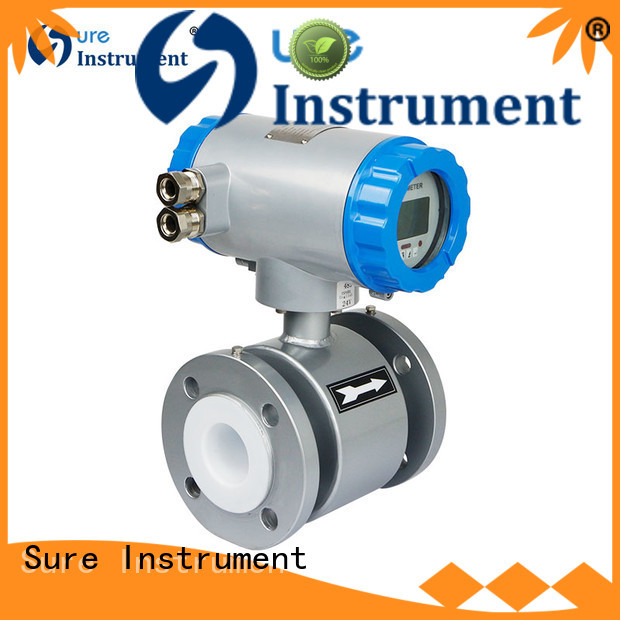 rich experience electromagnetic flow meter supplier for oil