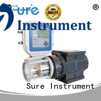 custom gas roots flow meter reliable for industry
