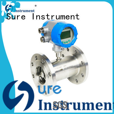 Sure turbine flow meter awarded supplier for importer