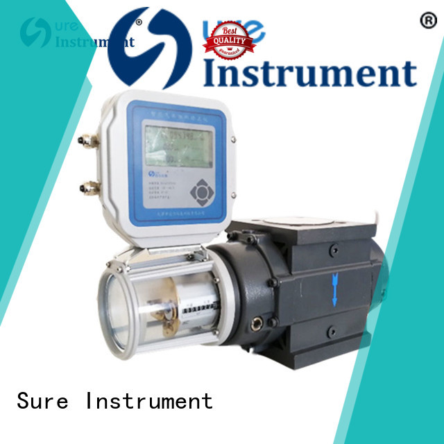 Sure custom gas roots flow meter awarded supplier for industry