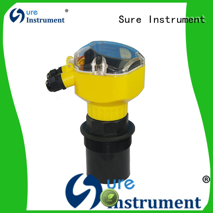 Sure custom ultrasonic level meter reliable for high temperature