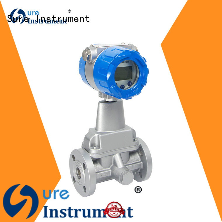 reliable swirl flow meter from China for importer