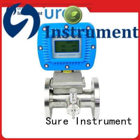 Sure custom gas flow meter factory for industry