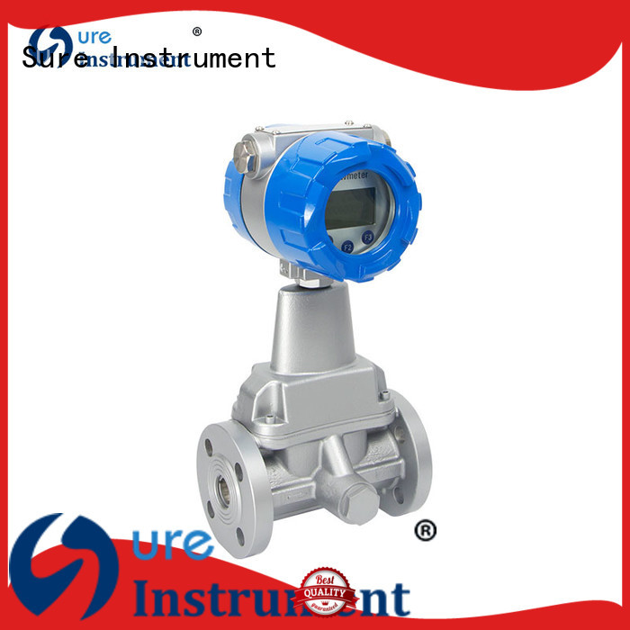 Sure Sure swirl flow meter factory for sale