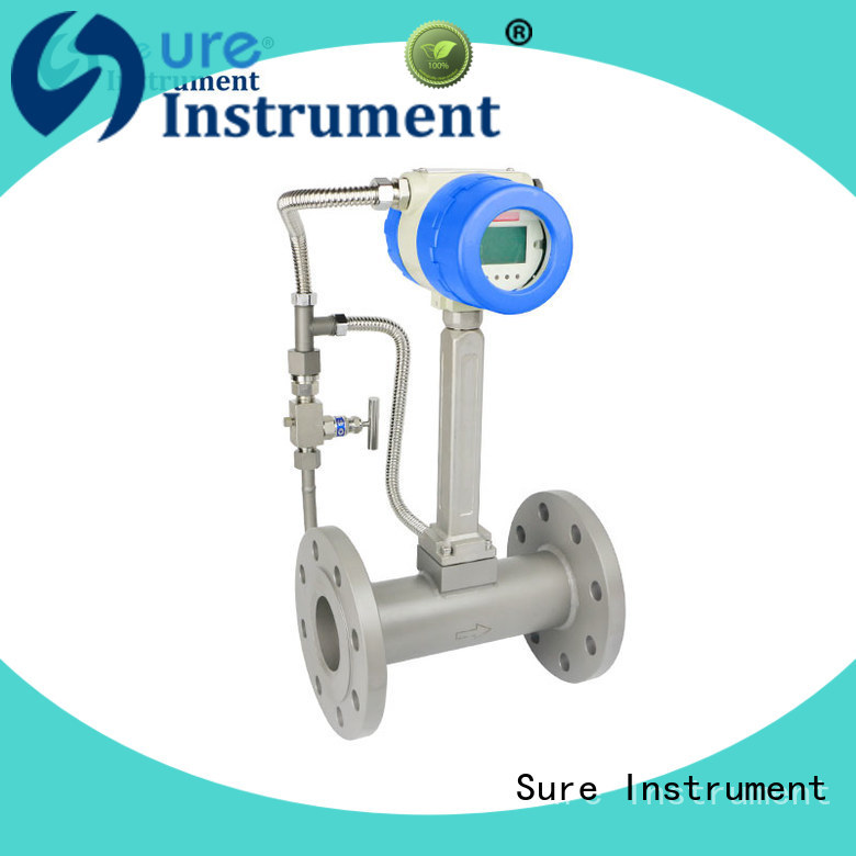 Sure reliable steam flow meter trader for liquid