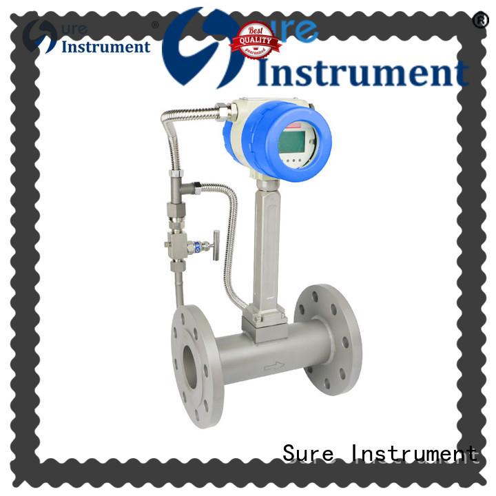 steam flow meter 100% quality for liquid Sure
