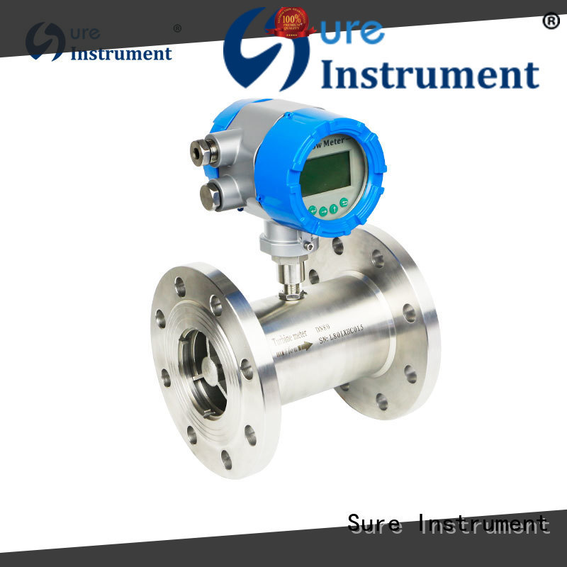 Sure custom liquid flow meter one-stop services for importer