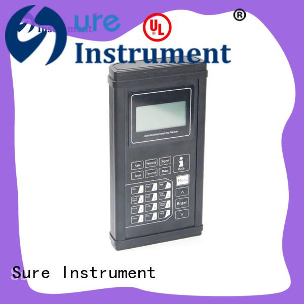 Sure ultrasonic flow meter trader for steam