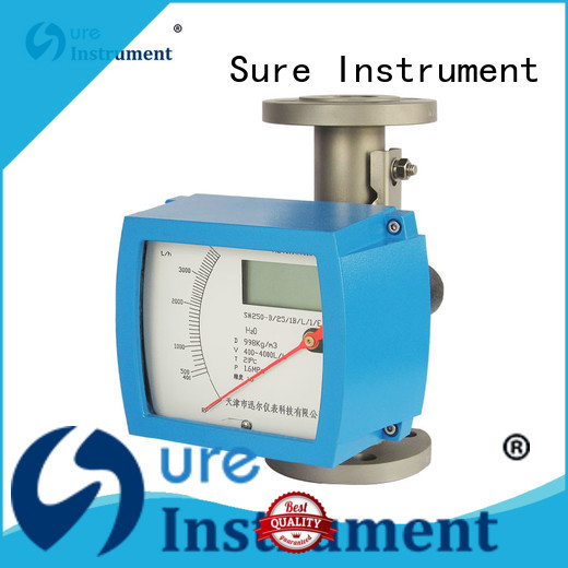 Sure Sure variable area flow meter factory for importer