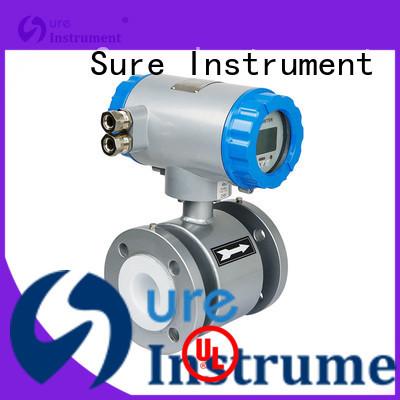 electromagnetic flow meter manufacturer for water Sure
