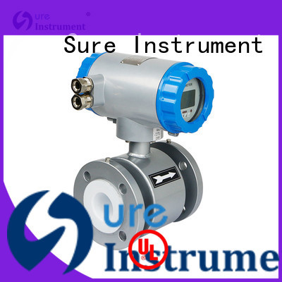 electromagnetic flow meter manufacturer for water Sure