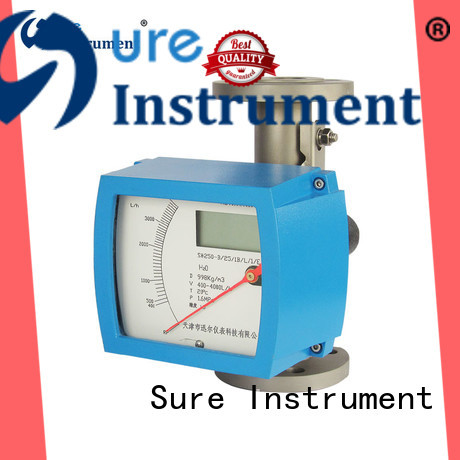 Sure custom variable area flow meter factory for importer
