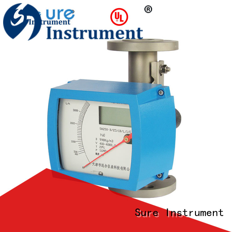 Sure Sure variable area flow meter supplier for importer