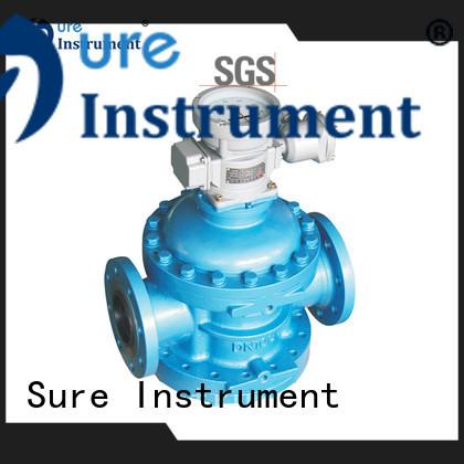 Sure rich experience diesel flow meter supplier for water