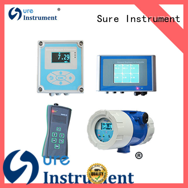 Sure Sure water quality monitor sensor factory for industry