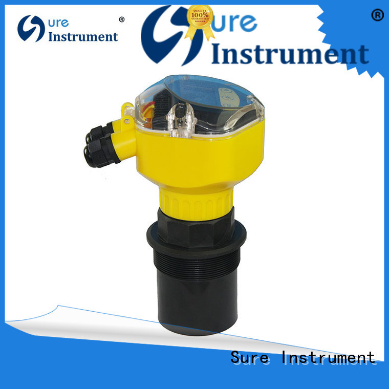 Sure Sure ultrasonic level meter reliable