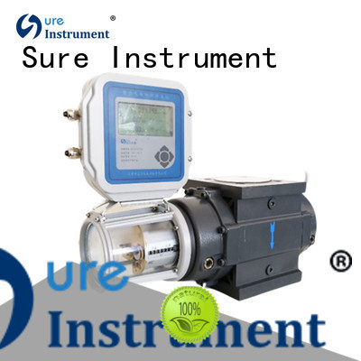 Sure gas roots flow meter one-stop services for importer