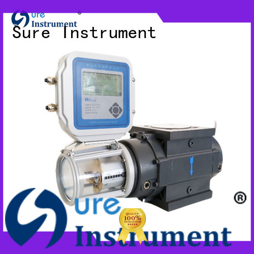 Sure custom high accuracy gas flow meter for industry