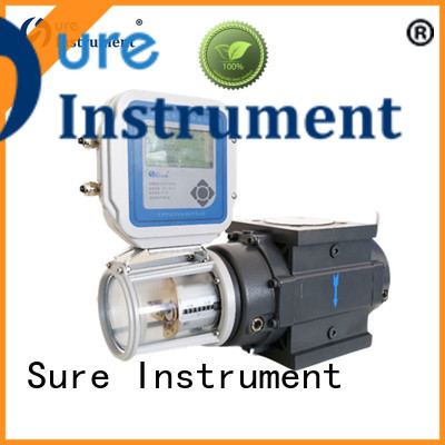 Sure custom gas roots flow meter reliable for industry