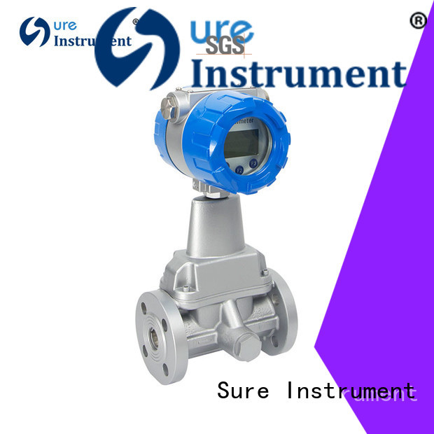 Sure reliable swirl flow meter solution expert for sale