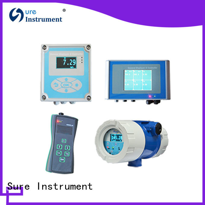 Sure water quality analyzer awarded supplier for irrigation