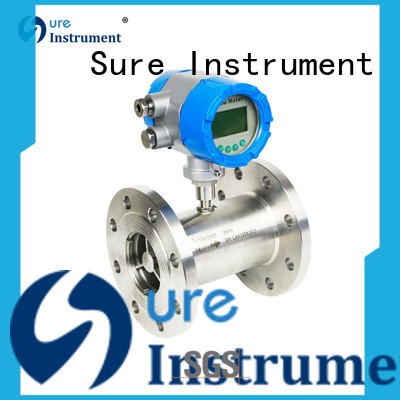 Sure 100% quality liquid flow meter factory for industry