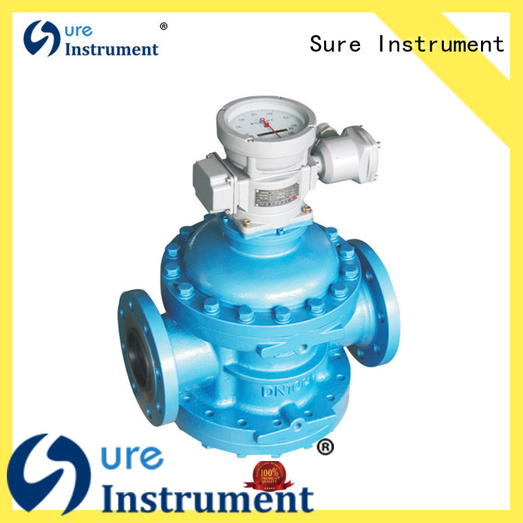 Sure rich experience diesel flow meter one-stop services for oil