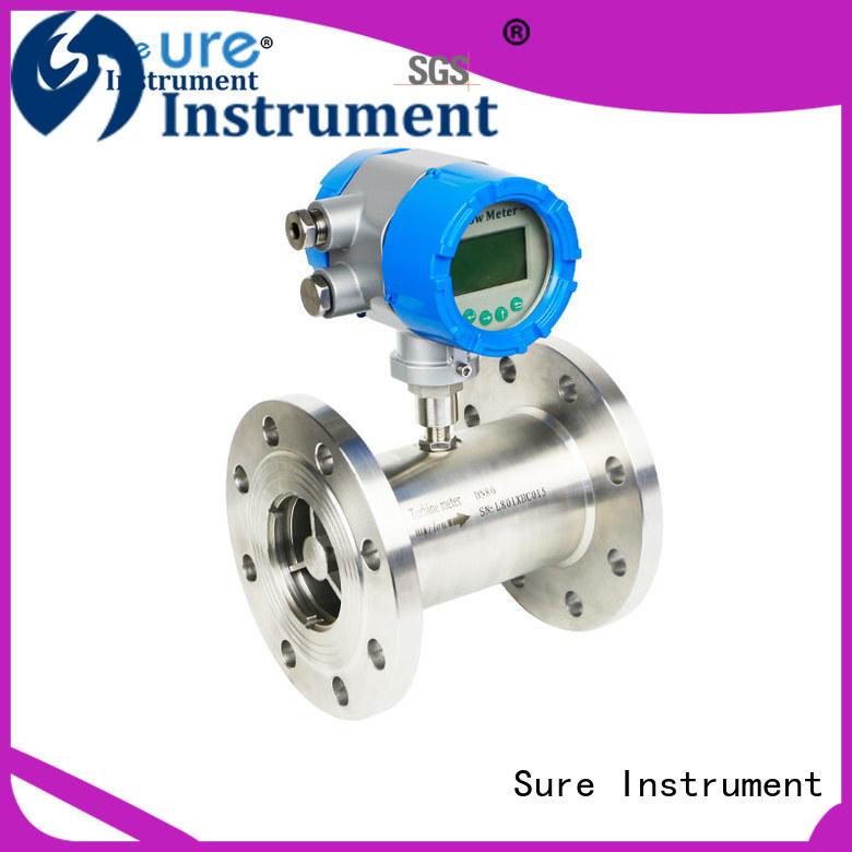 custom turbine flow meter awarded supplier for industry