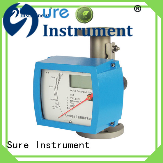 Sure Sure variable area flow meter from China for oil
