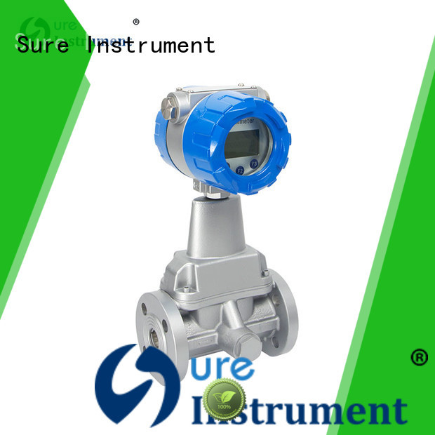 Sure Sure swirl flow meter factory for importer