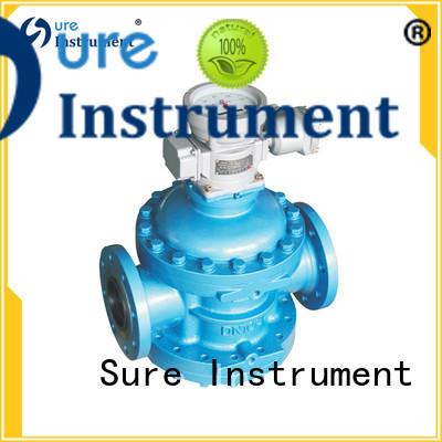 Sure diesel flow meter manufacturer for oil