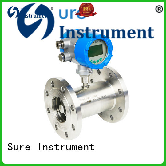 Sure turbine flow meter awarded supplier for importer