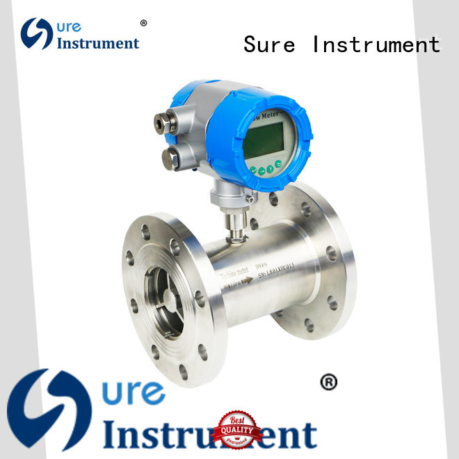 Sure custom liquid flow meter awarded supplier for industry