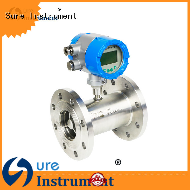 Sure Sure turbine flow meter awarded supplier for importer