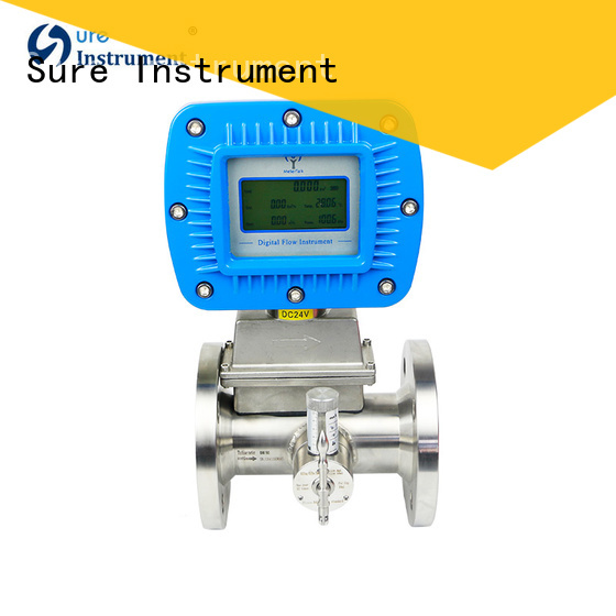 Sure highly recommend natural gas flow meter solution expert for importer