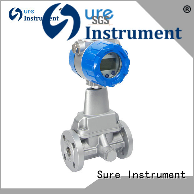 Sure 100% quality swirl flow meter from China for distribution
