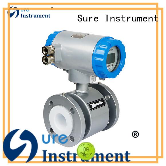 professional electromagnetic flow meter manufacturer for sale